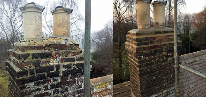 Chimney Repairs In Kent